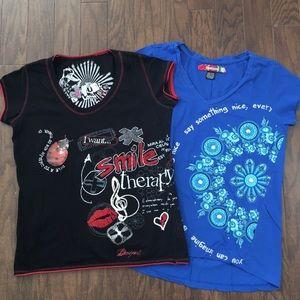 Desigual Women's Shirts Size S